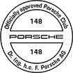 Officially approved Porsche Club 148